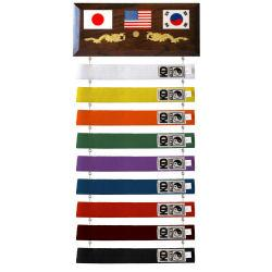 KD Elite Ten Level Belt Display